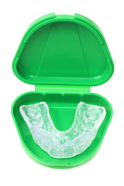 Sports dentistry mouth guard Pretoria